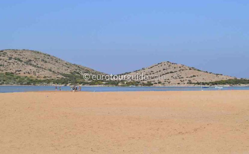 Holiday in La Manga Mar Menor Costa Calida Murcia Spain, the beaches are one of many things to do and places to visit here.