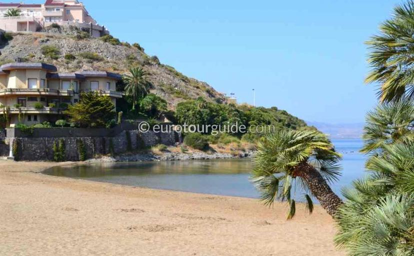 Tourist information in La Manga Mar Menor Costa Calida Murcia Spain, will tell you all about the beaches here.
