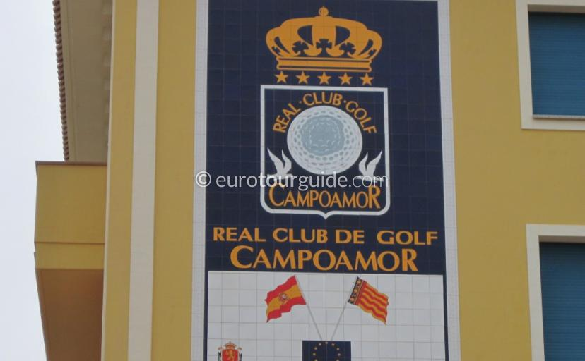 Dehesa de Campoamor Golf Course