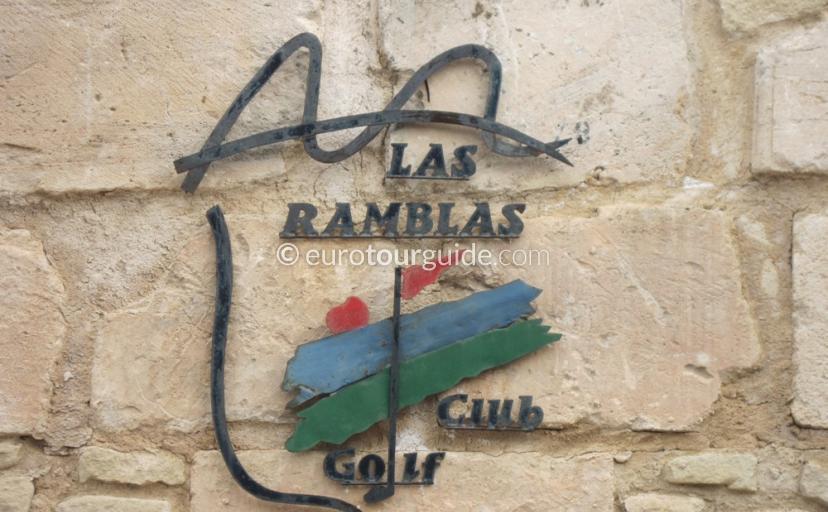 Las Ramblas Golf Course