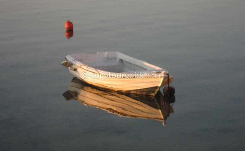 Things to do in Lo Pagan Mar Menor Costa Calida Murcia Spain, Rowing in a rowing boat one of many places to visit here.