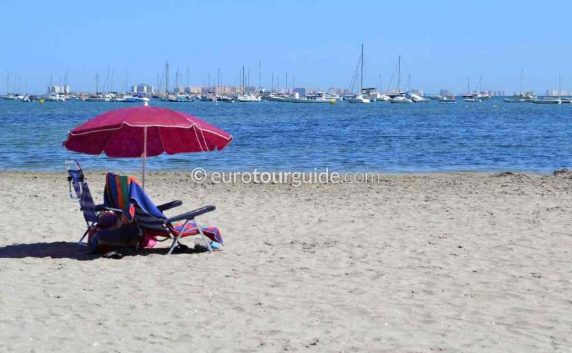 What's on in Lo Pagan Mar Menor Costa Calida Murcia Spain, Try the beaches of Lo Pagan one of many things to do and places to visit here.