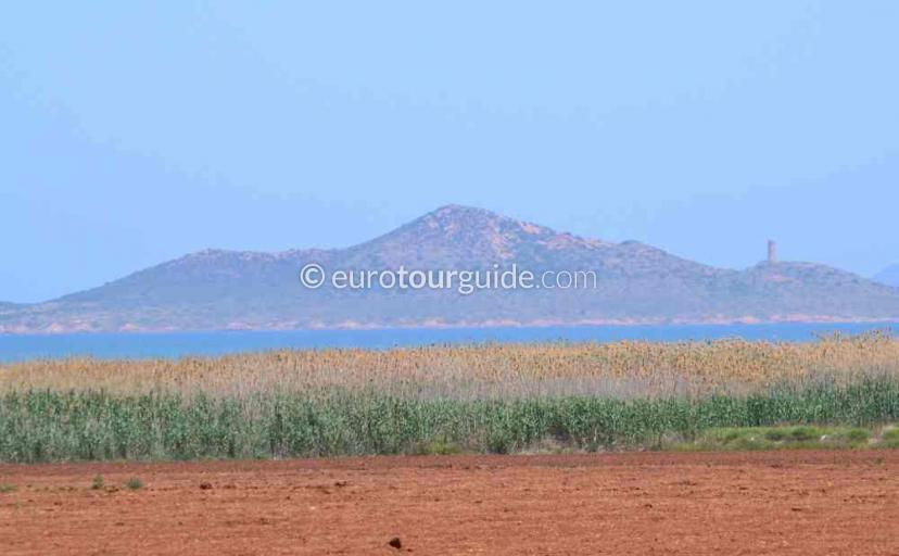 What to do in  Los Nietos Mar Menor Costa Calida Murcia Spain,Walking around the fields one of many things to do and places to visit here.