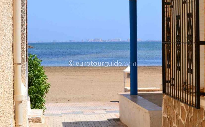 What's on in Los Nietos Mar Menor Costa Calida Murcia Spain,exploring the village is one of many things to do and places to visit here.