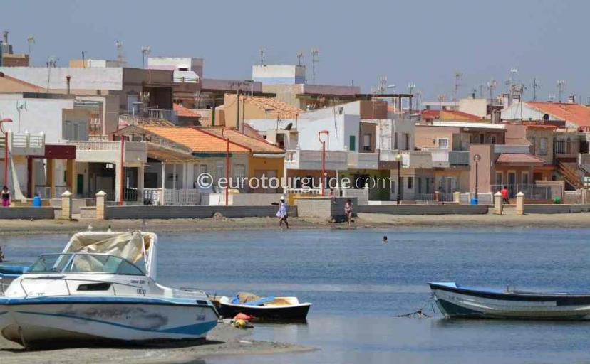 Things to do in Los Nietos Mar Menor Costa Calida Murcia Spain, fishing is one of many places to visit here.