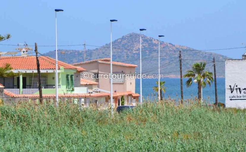 Where to eat in Los Nietos Mar Menor Costa Calida Murcia Spain Viva Restaurant is very popular