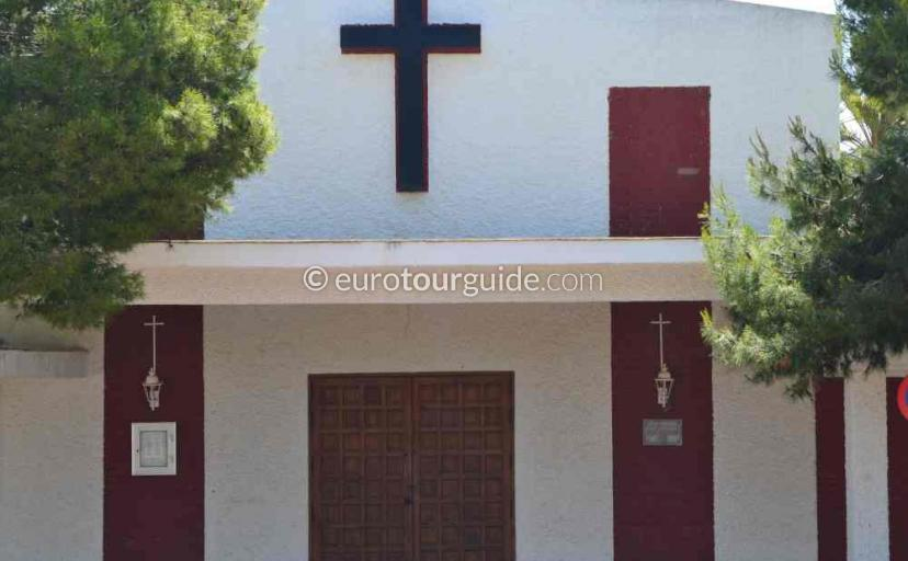 What's on in Mar de Cristal Mar Menor Costa Calida Murcia Spain, Church services and fiestas are on here