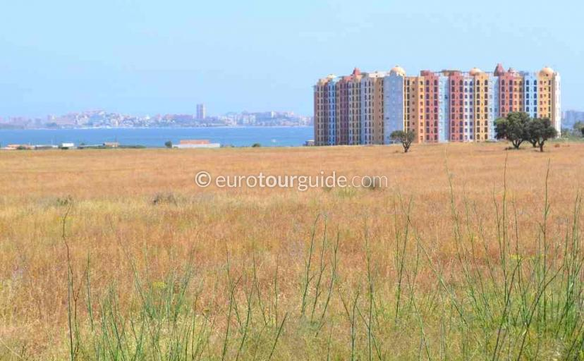 Property to rent in Playa Honda area Mar Menor Costa Calida Murcia Spain.