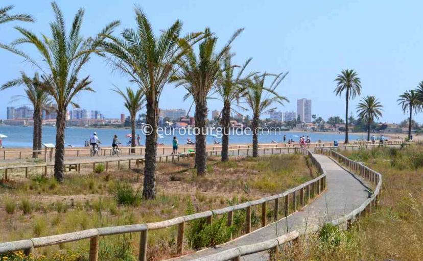 Things to do in Playa Honda Costa Calida Murcia Spain, walking is one of many places to visit here.