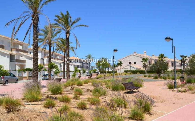 Property to rent in San Cayetano Murcia Spain, Modern Style Accomodation