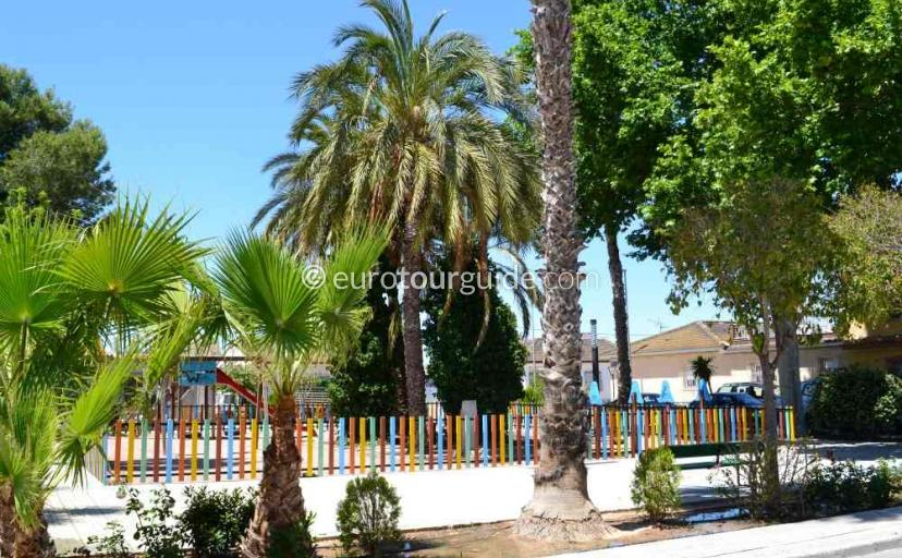 Things to do in San Cayetano Murcia Spain, Try the park one of many places to visit here.