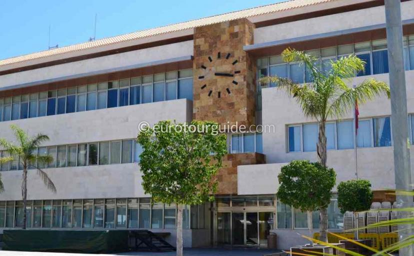 Ayuntamiento  in San Javier Mar Menor Costa Calida Murcia Spain
