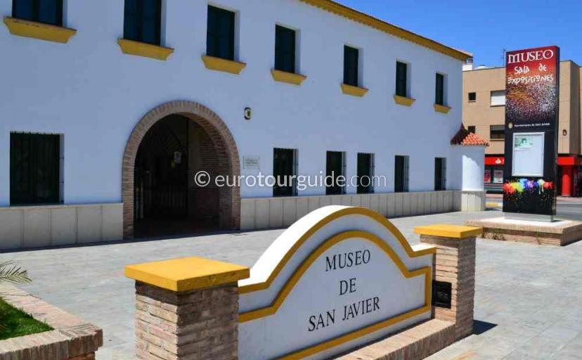 Top 10 things to do in and around San Javier Murcia Spain, San Javier Muesuem or Museo one of many things to do and places to visit here.