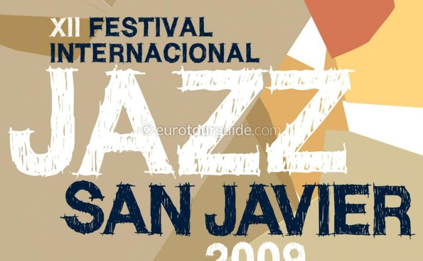 What's on in San Javier Murcia Spain, the Jazz festival in July every year is one of many things to do and places to visit here.