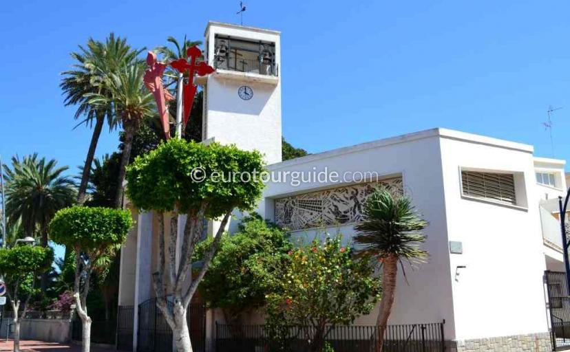 What's on in Santiago de la Ribera Mar Menor Murcia Spain, Church Services are every Sunday