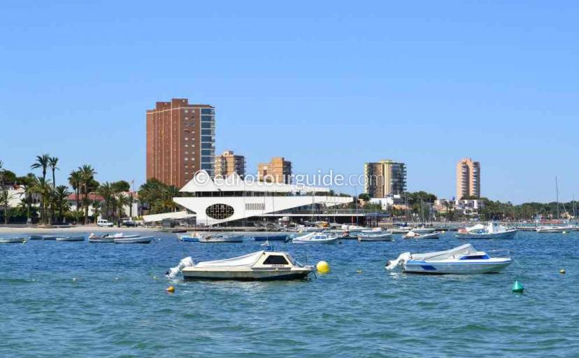 What's on in Santiago de la Ribera Mar Menor Murcia Spain, Regattas take place at the marina  one of many things to do and places to visit here.