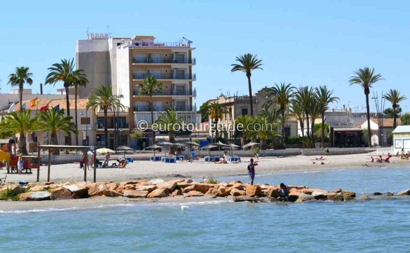 What's on in Santiago de la Ribera Mar Menor Murcia Spain, the Fishing Competion is one of many things to do and places to visit here