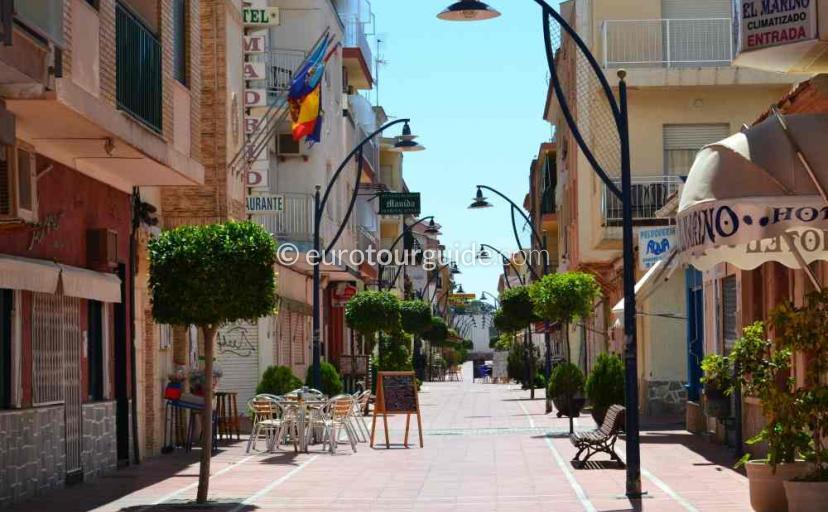 Property to rent in Santiago de la Ribera Mar Menor Murcia Spain