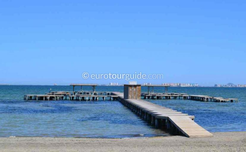 Tourist information in Santiago de la Ribera Mar Menor Murcia Spain, Boat trips are one of many things to do here