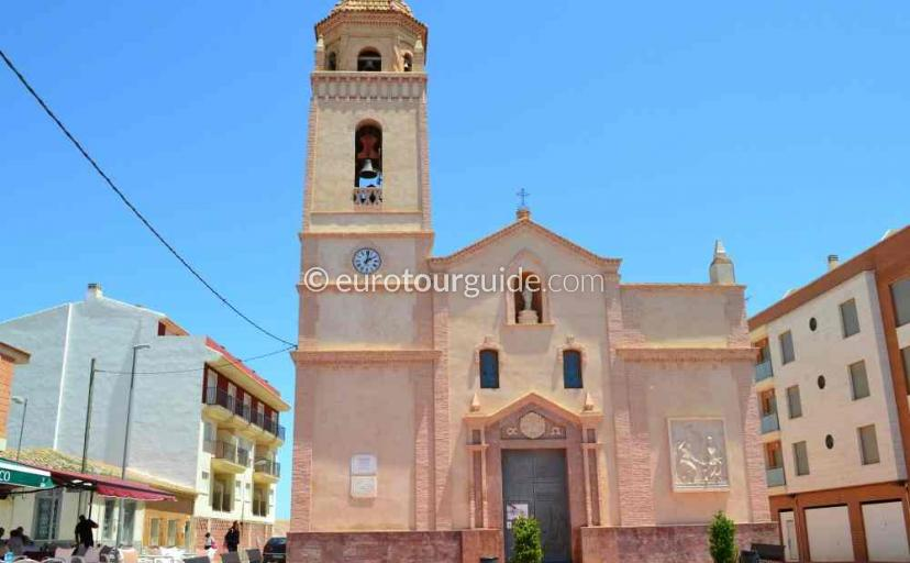 Where to go in Sucina Murcia Spain, Explore the village is one of many things to do and places to visit here.