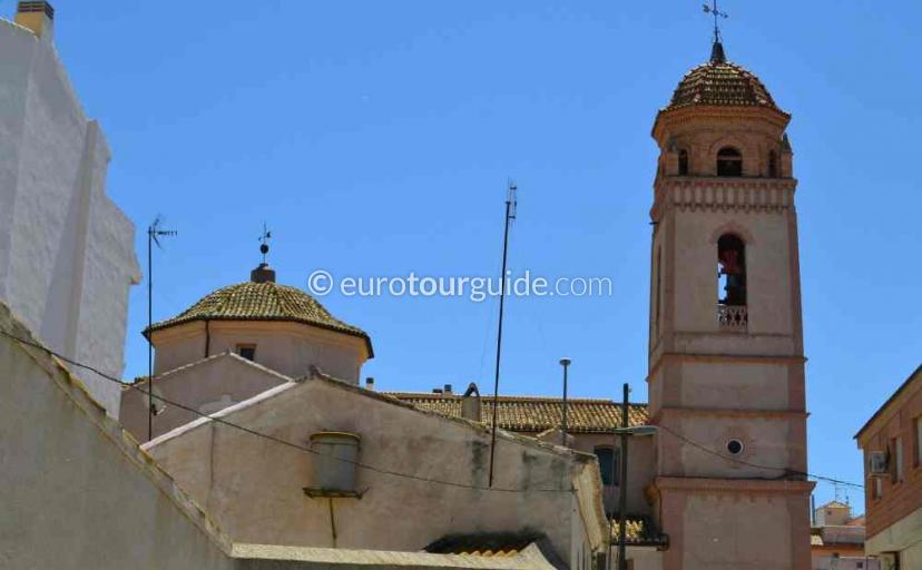 Tourist information in Sucina  Murcia Spain, Discover village life one of many things to do and places to visit here.