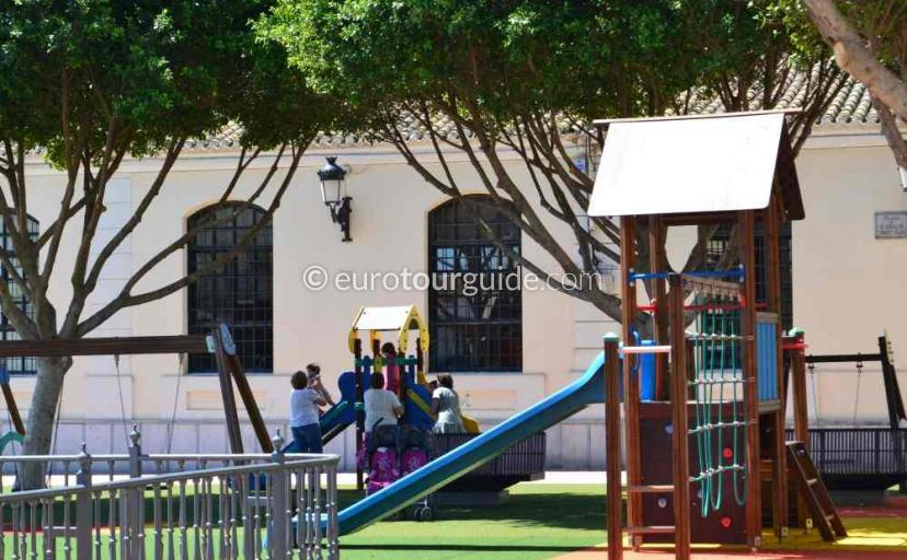 Things to do in Torre Pacheco Murcia Spain, Kids love the play parks in the town one of many places to visit here.
