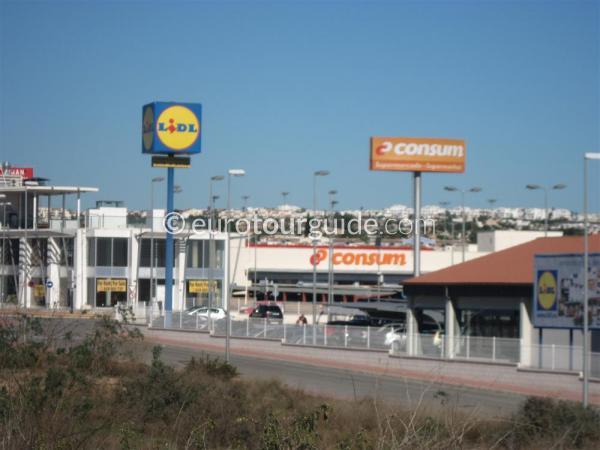 Street Map Of Quesada Spain.Quesada Costa Blanca South Euro Tour Guide