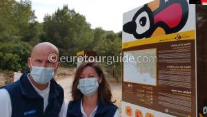 EuroTourGuide Coach Tours Albir, Loighthouse and Altea