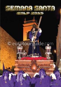 Calpe Calp Easter Parades and Processions Programme Semana Santa 2015