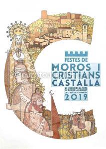 Castalla Moors & Christians Fiesta 1st - 4th September 2019