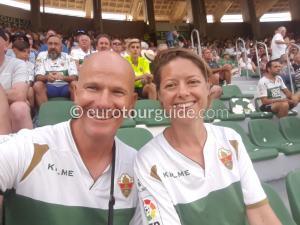 EuroTourGuide Coach Tours Elche CF