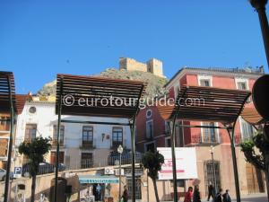 Where to go in Mula Inland Murcia Spain, Climb to the Castle one of many places to visit and things to do