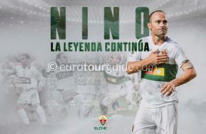 EuroTourGuide Coach Tours Elche CF Nino