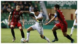 EuroTourGuide Elche CF seem to be Slip Slidin' Away