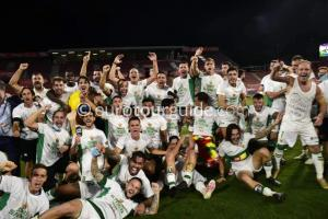 Elche CF Promotion to La Liga 23rd August 2020