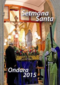 Ondara Easter Parades Procession Routes 2015