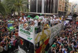 Elche CF Promotion to La Liga 2013