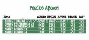EuroTourGuide Coach Tours Elche CF New Season Ticket Prices
