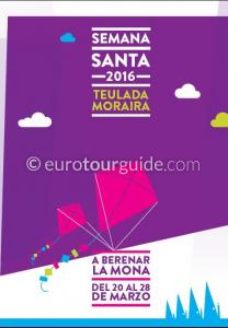 Teulada and Moraira Easter Processions Semana Santa 2016