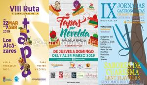 What's on in the Costa Blanca and Costa Calida 24th March 2019
