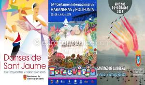 What's on in the Costa Blanca and Costa Calida 22nd July 2018