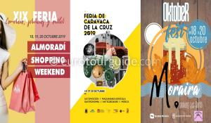 EuroTourGuide What's on in the Costa Blanca and Costa Calida 20th OCtober 2019