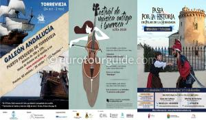 EuroTourGuide What's on in the Costa Blanca and Costa Calida 1st November 2020