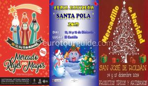 What's on in the Costa Blanca and Costa Calida 15th December 2019