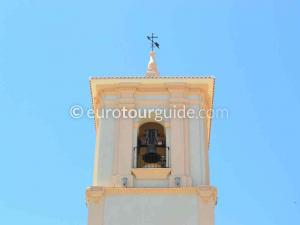 Where to go in San Javier Murcia Spain, walk the town on foot one of many things to do and places to visit here.
