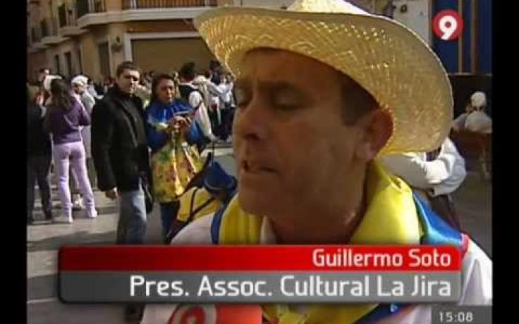La Jira - El Ultimo Jueves - Aspe (Alicante) - Canal 9 - 03-03-2011
