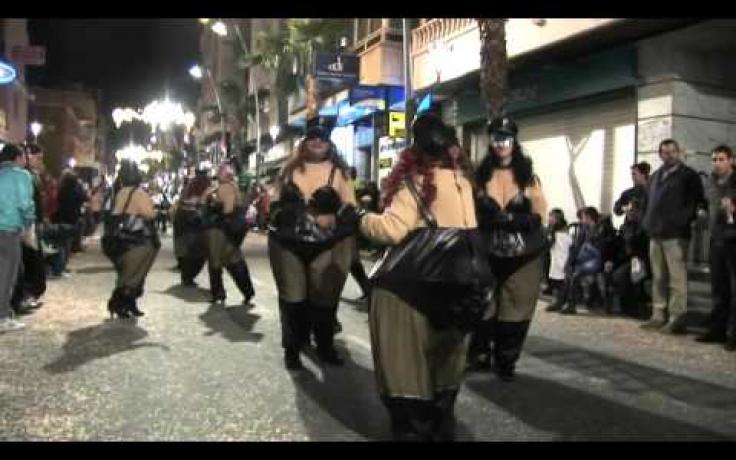Torrevieja Carnival