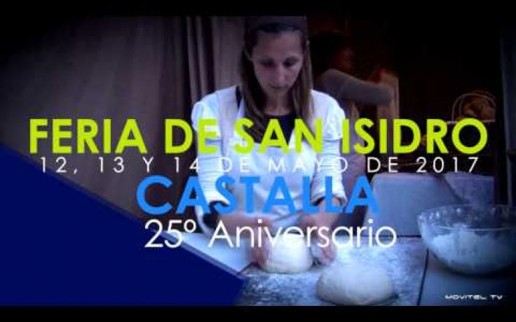 Spot Feria San Isidro Castalla 2017