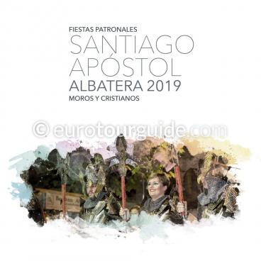 Albatera Moors and Christians Fiesta 29th June - 25th July 2019