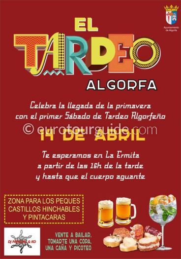 Algorfa Tardeo 14th April 2018